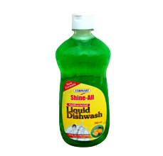 Shine-All - Antibacterial Liquid Dishwash